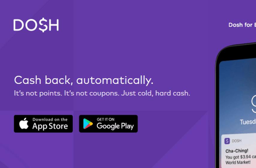 dosh screenshot