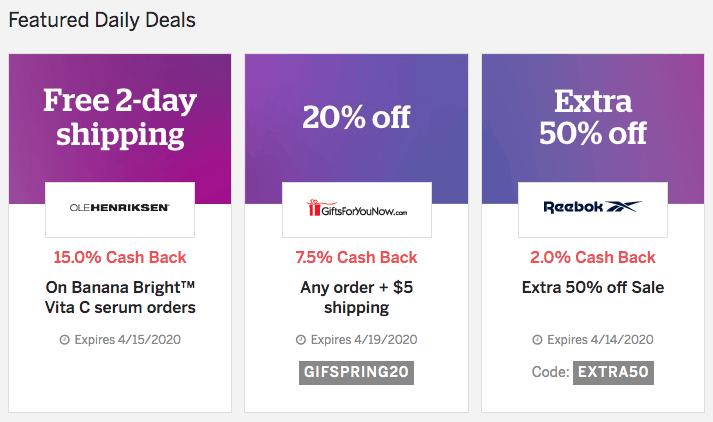 Rakuten Hot Deals