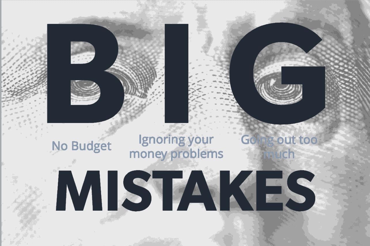 BIG money mistakes to avoid