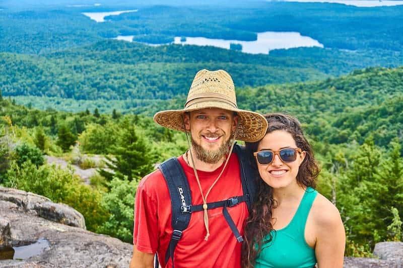 Matt and Alli Owen