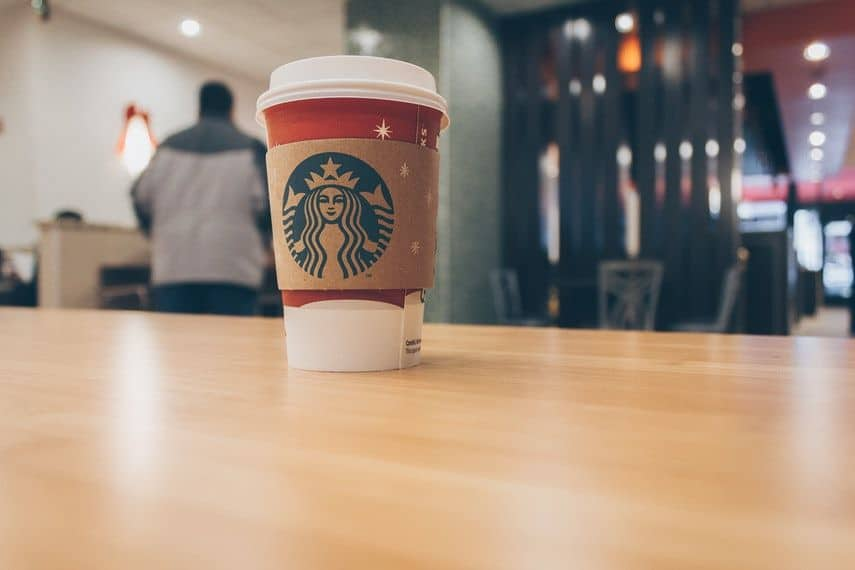 starbucks and other cafes with free wifi