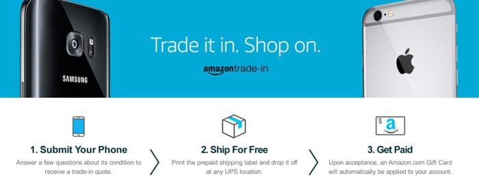 amazon phone trade in