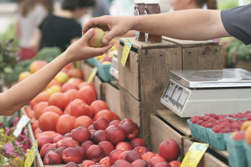Couponing at grocery stores for beginners