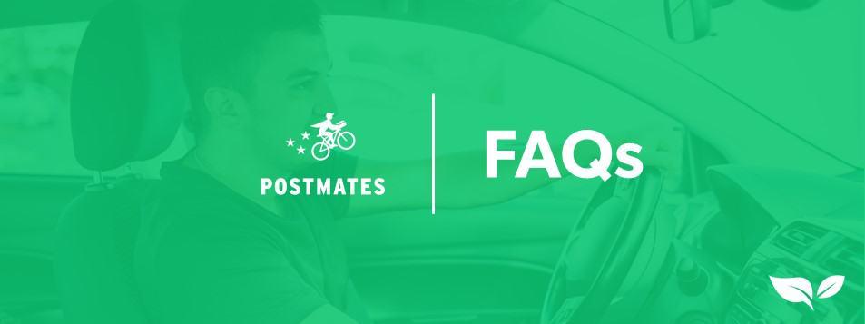 postmates faqs