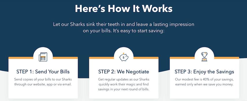 BillShark: How it Works