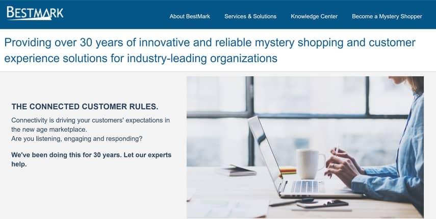 bestmark homepage