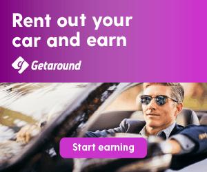 getaround vehicle sharing