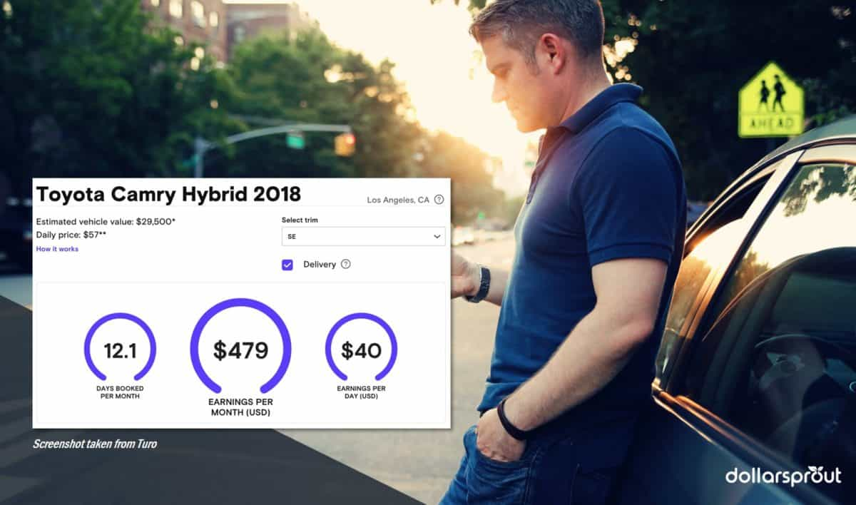 Car rental apps like Turo and Getaround make it easy for car owners to make money by renting out their vehicles when they are not using them.