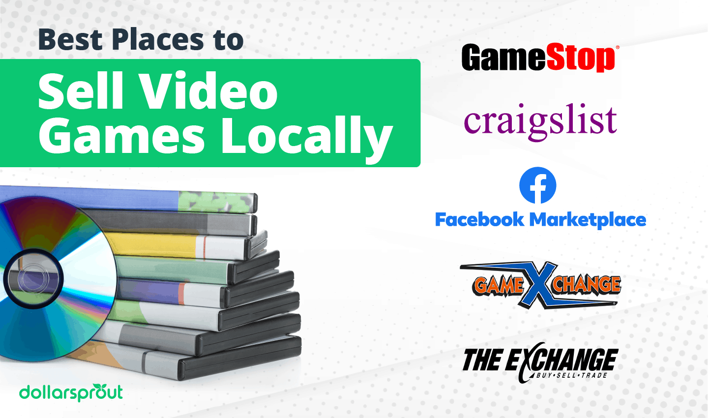 Best Places to Sell Video Games Locally
