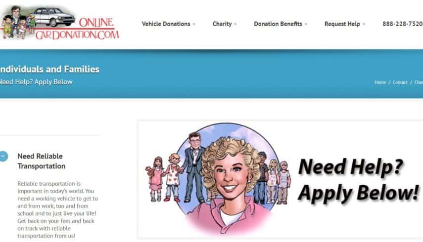 OnlineCarDonation.com