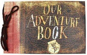 Photo Album Scrapbook - Our Adventure Book