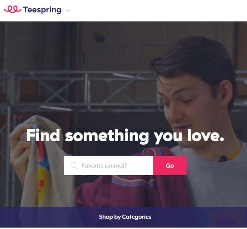 Sell Crafts Online at Teespring