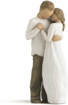 Willow Tree Promise Sculpted Hand-Painted Figure