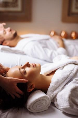 Spa Couple's Massage