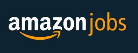 Amazon Jobs logo