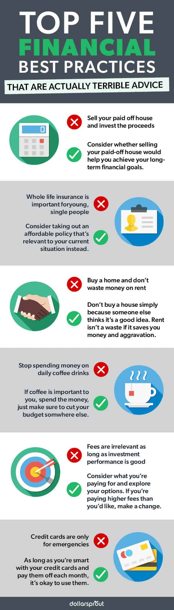 Bad financial advice