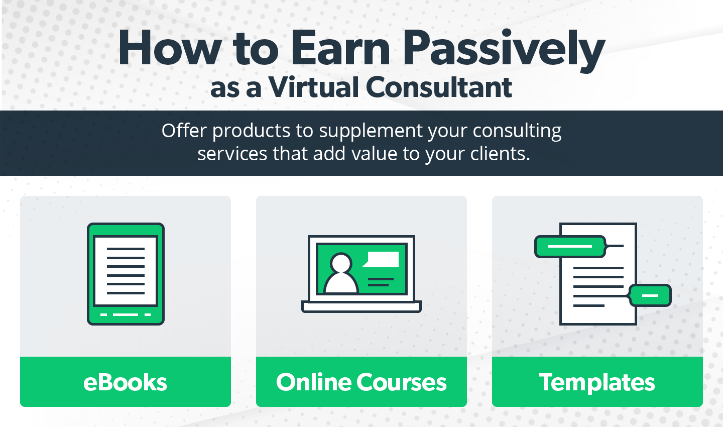 How to Earn Passively aas a Virtual Consultant