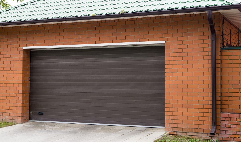 rented garage space