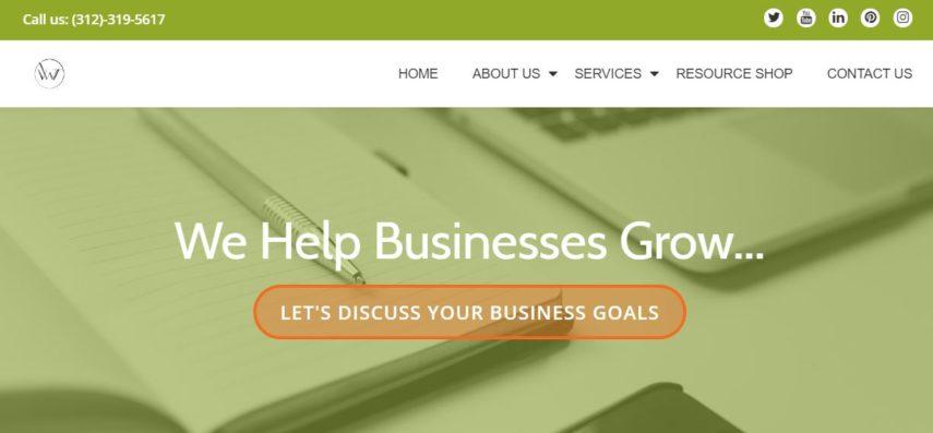 Virtual Work Team homepage