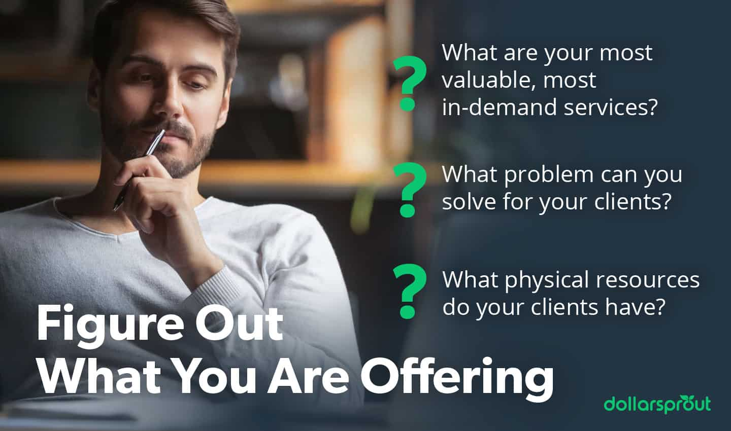 evaluate your clients needs