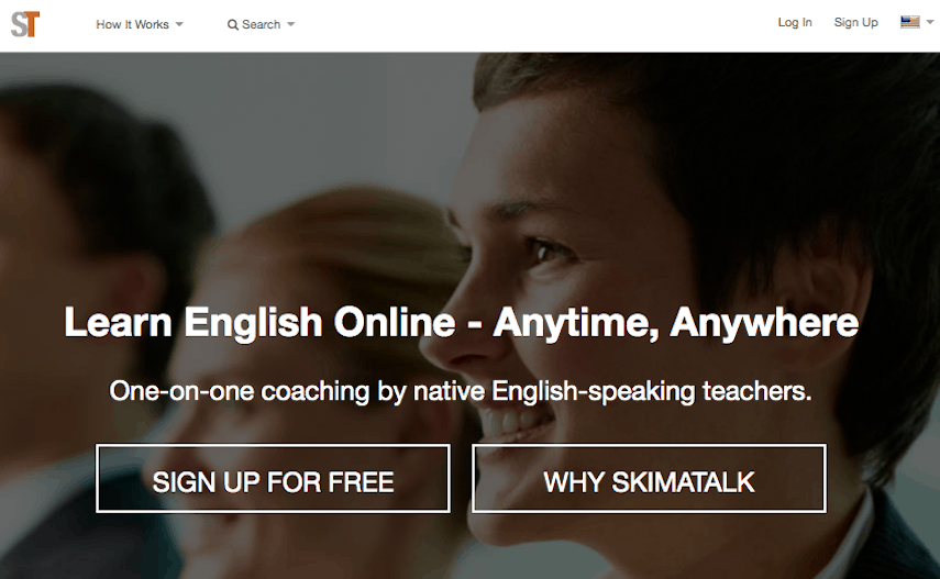 SkimaTalk