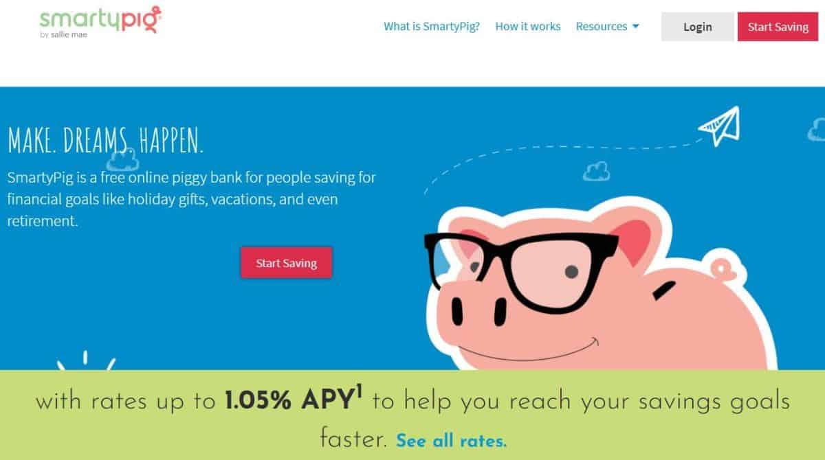 Smarty Pig screenshot