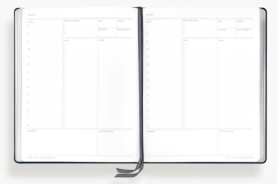 Day Designer Today and To-Do Planner