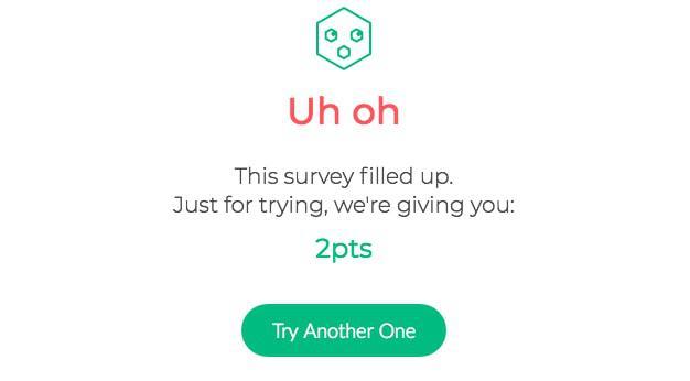 Survey Junkie Survey Full